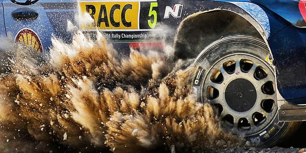 Preparado el RallyRACC 2018