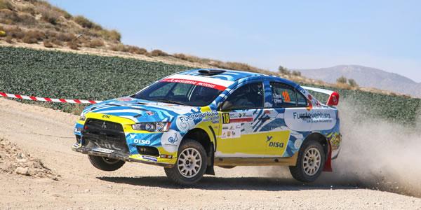 Sosa y Pérez estarán en el Rallye Puerto del Rosario. Foto: Nacho Villarín