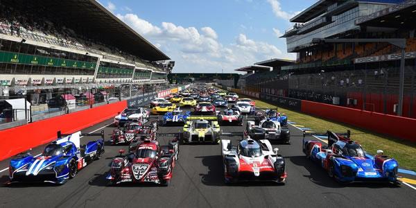 Sigue en directo Las 24 Horas de Le Mans en Eurosport
