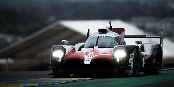 Victoria de Fernando Alonso en Le Mans