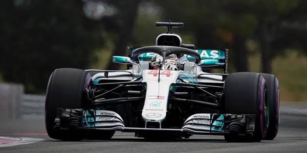 Hamilton se pone líder tras el Gran Premio de Francia