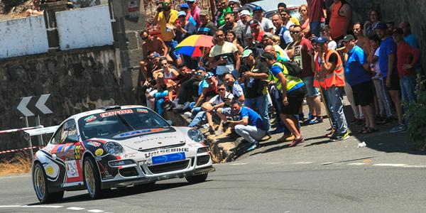 Ivan Armas vencedor. Foto: Burbugrafía