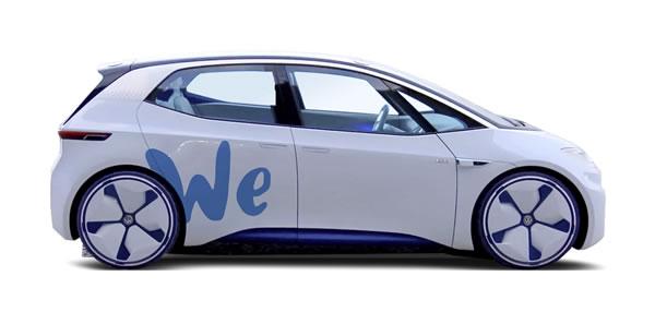 Volkswagen ofrecerá carsharing de cero emisiones