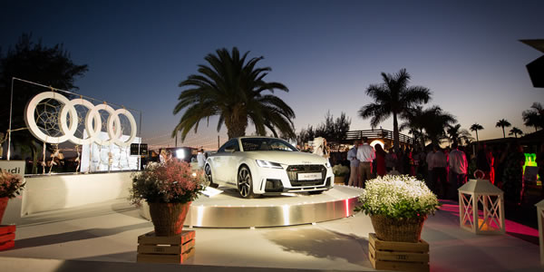 Regresa la Audi Golf Night by Mahou & Lopesan
