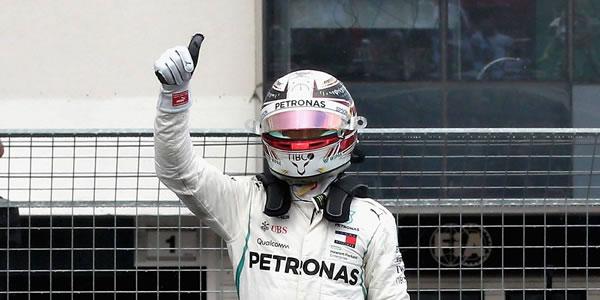 Hamilton se lleva el Gran Premio de Hungría 2018