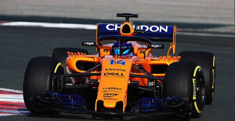 Fernando Alonso deja la Formula Uno