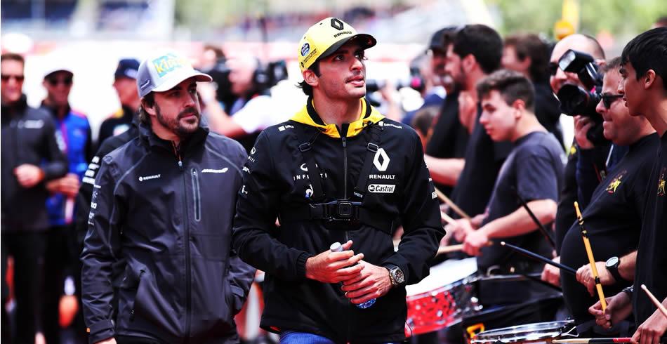 Carlos Sainz ficha por McLaren por dos temporadas