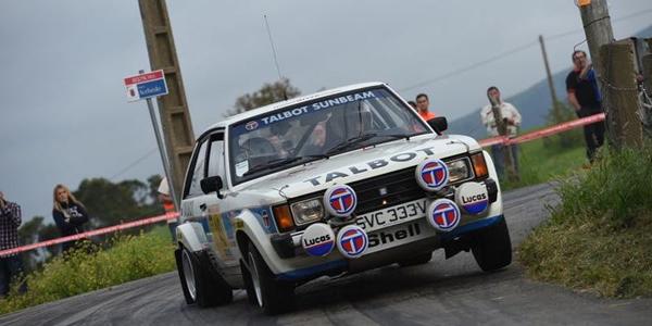 El Rallye Villa de Teror ya tiene recorrido