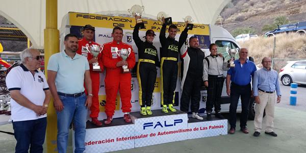 Nuevo triunfo de Jesús Tacoronte en el Slalom CDIC
