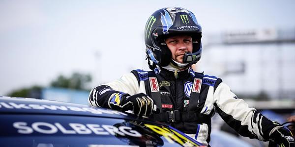 Petter Solberg vuelve al Mundial con Volkswagen