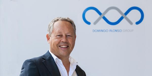 Oliver Alonso, Presidente Ejecutivo de Domingo Alonso Group
