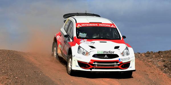 La Villa de Arico acoge al Rally Tierras del Teide