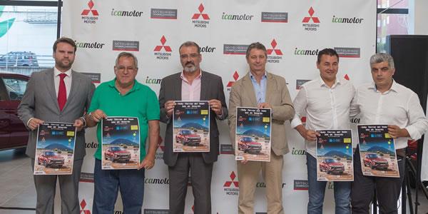 Recta final para el primer Rally Tierras del Teide