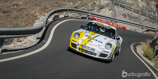 Enrique Cruz gana el Rallye de Maspalomas 2018