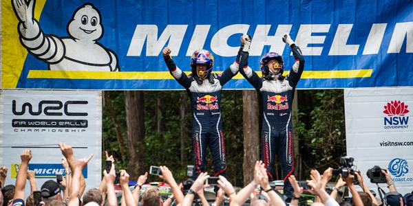 Sebastien Ogier consigue su sexto título en el WRC