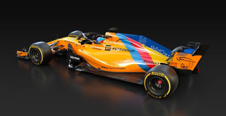 Decoración para su último Gran Premio