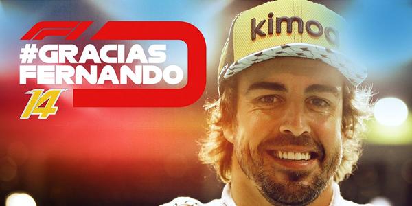 Gran Premio de Abu Dhabi: Adios a Fernando Alonso