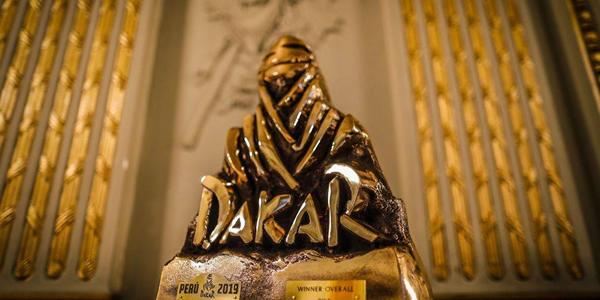 Presentado el Dakar 2019