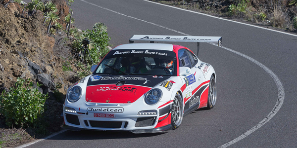 Lauren García logra el Campeonato de Rally Sprint