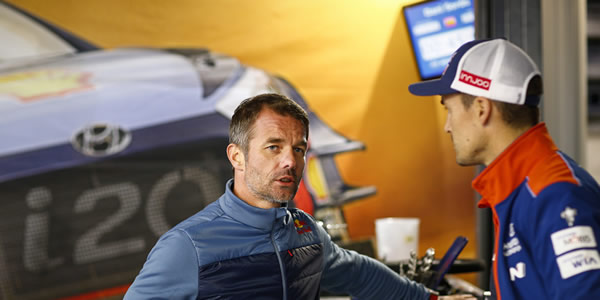 Sébastien Loeb ficha por Hyundai y Sordo renueva