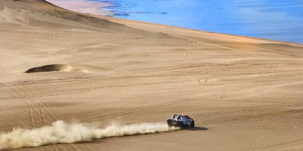 El Dakar vuelve a lo grande en la categoría coches
