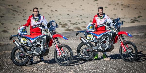 David Rodríguez y Dailos Sainz