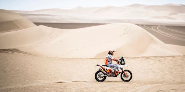 Arranca el noveno Dakar para Laia Sanz
