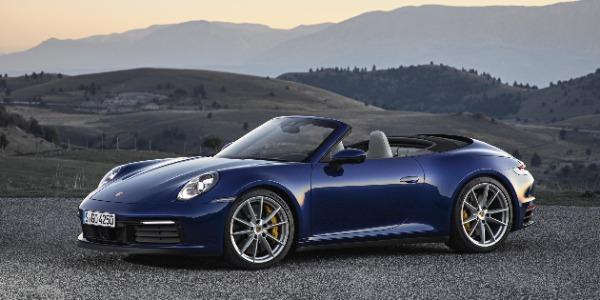 Nuevo Porsche 911 Cabriolet, a cielo abierto