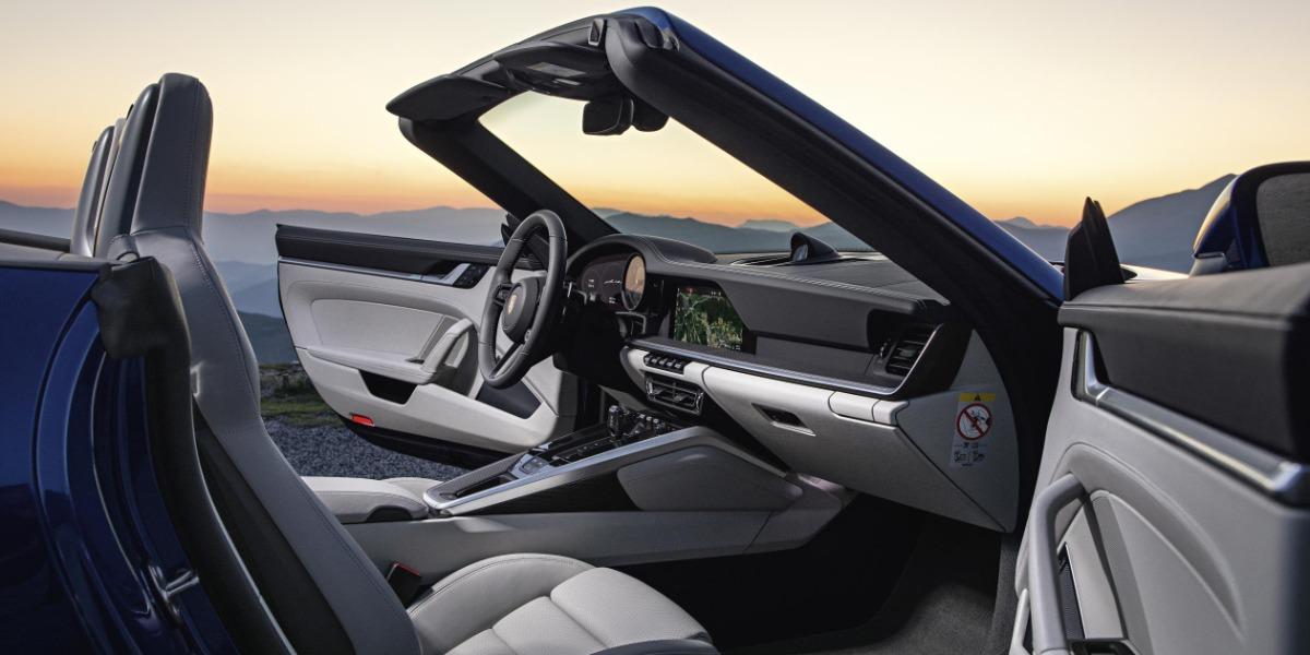 Nuevo Porsche 911 Cabriolet