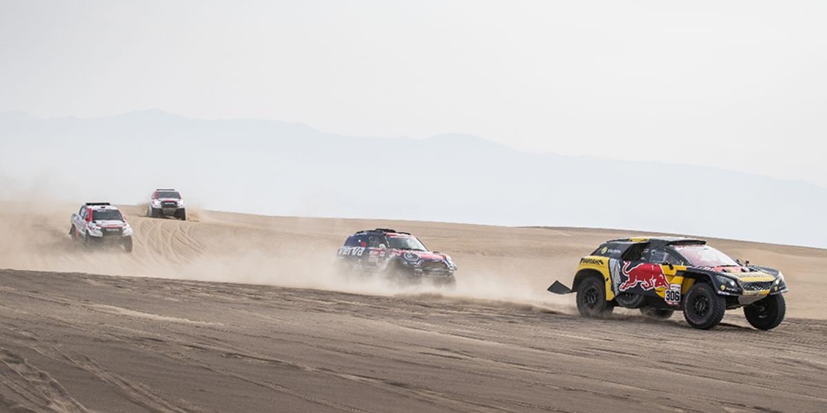 Dakar en Perú 2019