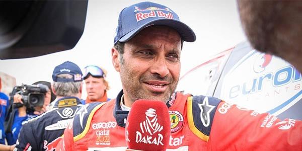Nasser Al-Attiyah gana su tercer Dakar
