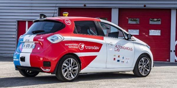 AKKA Technologies con el primer taxi autónomo en Europa