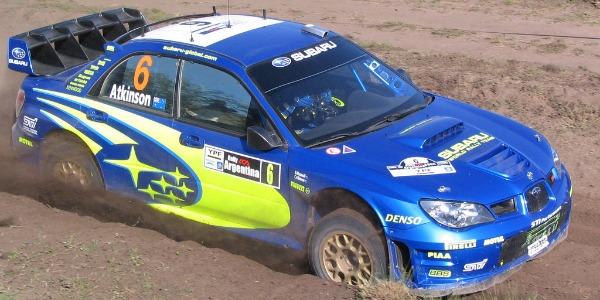Félix Brito adquiere un nuevo Subaru WRC S12
