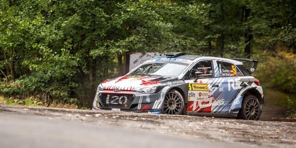 Dani Sordo correrá el Rally Serras de Fafe