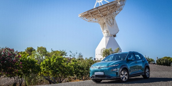 El nuevo Hyundai KONA Eléctrico llega a Canarias