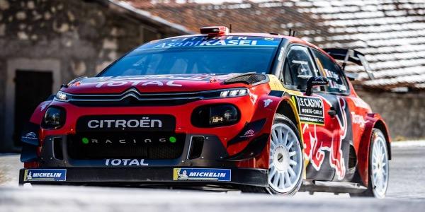 Ogier se lleva la victoria en el Rally de Montecarlo