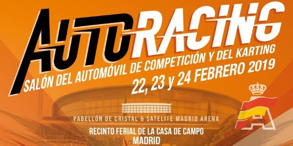 Segundo Salón del Automóvil de Competición y Karting