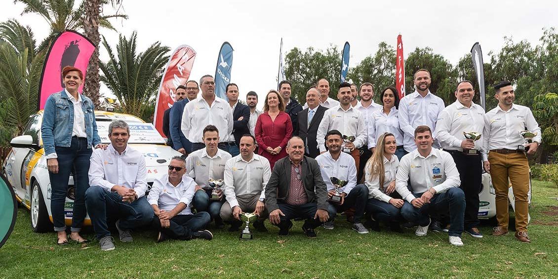 Entrega de Trofeos Copa Adam DISAmax 2018