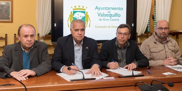 Renovación de la colaboración con el Ayto. de Valsequillo