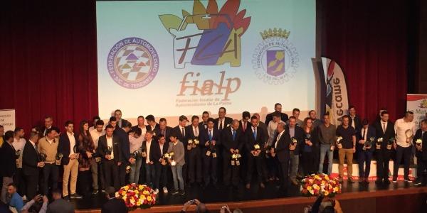 Los mejores equipos de Canarias 2018 reciben su trofeo