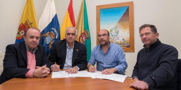 Valleseco se incorpora al recorrido del Rally Islas Canarias