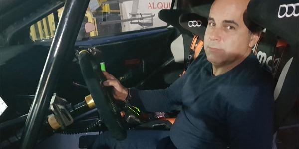 Fran Suárez inicia la temporada en Palo Blanco
