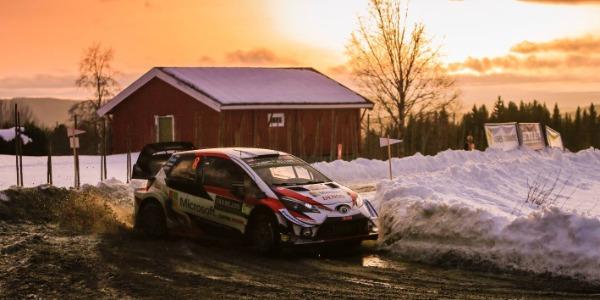 Ott Tänak gana el Rally de Suecia WRC 2019