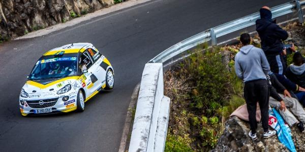 Publicado el recorrido de la prueba. Foto: FIA ERC