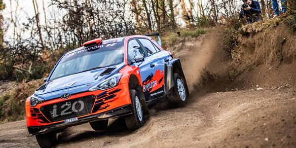 Sordo tomará contacto con el Hyundai i20 en el Serras de Fafe
