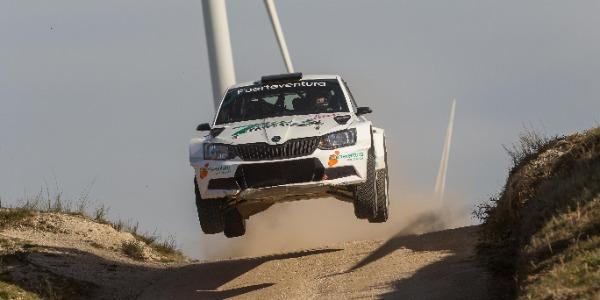 Sosa y Peñate completan el Rally Serras de Fafe