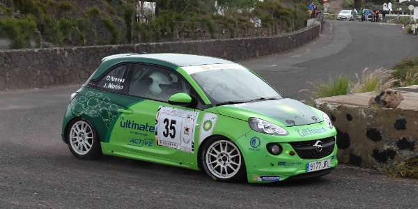 Cuenta atrás para el Rally Villa de Santa Brígida