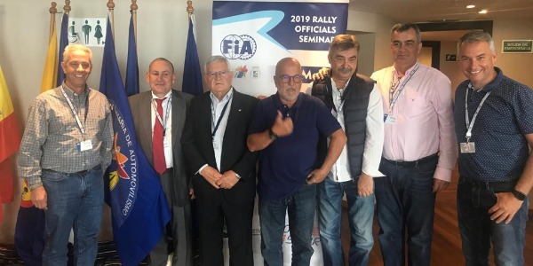 150 oficiales de 25 países en el Seminario FIA Rally