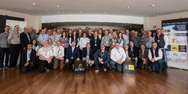 Seminario FIA Rally 2019