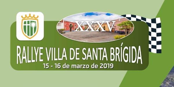 XXXV Rallye Villa de Santa Brígida